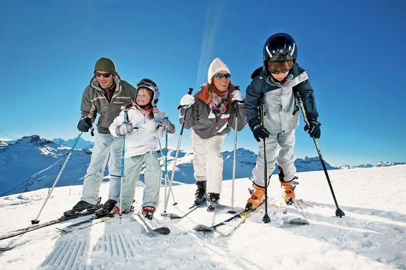 5 Tips For An Affordable Ski Vacation