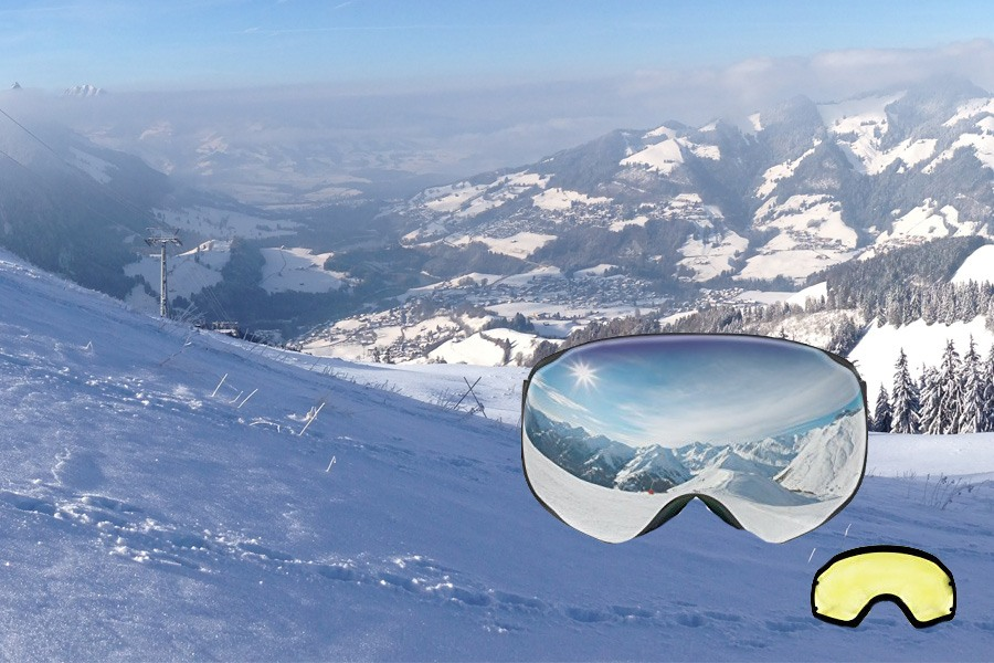 Spherion Gear Ski Goggles Review